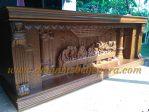 Meja Altar Kayu Jati Gereja Katholik