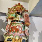 Patung Dewa Cai Shen Ye Dewa Keberuntungan
