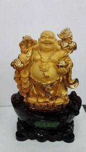 Patung Jalahud Dewa Uang
