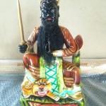Patung Dewa Ukiran Kayu