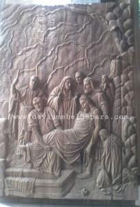 14 perhentian relief jalan salib