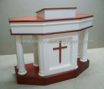 Mimbar Gereja Model Minimalis