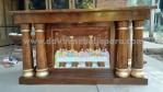 Meja Altar Katolik Di Rumah