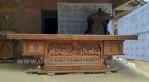 Meja Altar Ukiran Gereja Katolik Tobelo