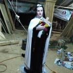 Ukiran Patung Bunda Maria