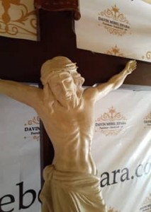 salib suci kapel katolik