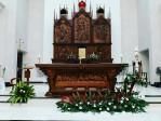 Meja Altar Gereja Katolik St. Eugenius De Mazenod. Tanjung Redeb