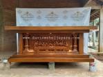 Meja Altar Gereja katolik Reo Manggarai