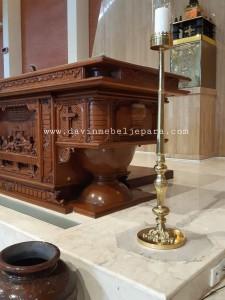 Gambar Model Ukuran Meja Altar Katolik Terbaru