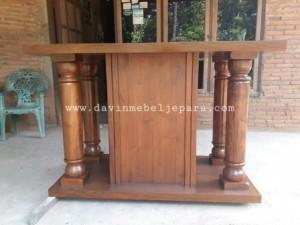 Meja Altar Minimalis Gereja Katolik Cigugur