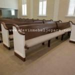 Kursi Bangku Gereja Minimalis Terbaru