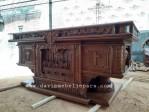 Meja Altar Terbaru SMK ST Louis Surabaya