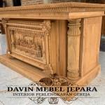 Meja Altar Perjamuan Gereja Katholik Terbaru