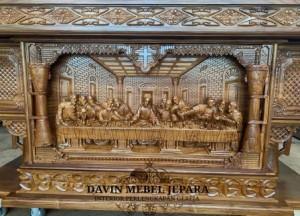 Meja Altar Davin Mebel Jepara 3