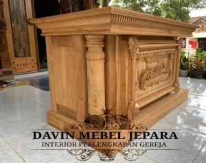 Meja Altar Davin Mebel Jepara