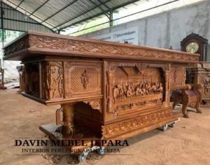 Meja Altar Davin Mebel Jepara 4