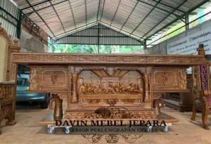 Meja Altar Davin Mebel Jepara 5