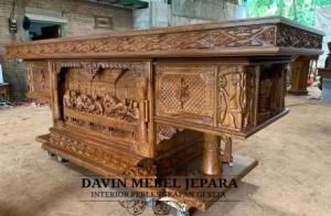 Meja Altar Davin Mebel Jepara 7