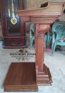 Mimbar Davin Mebel Jepara 11