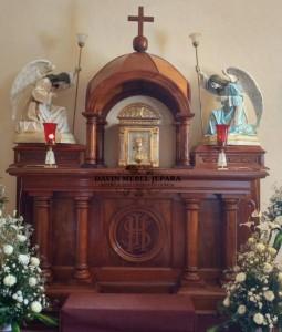 Rumah Tempat Tabernakel Penyimpan Sakramen