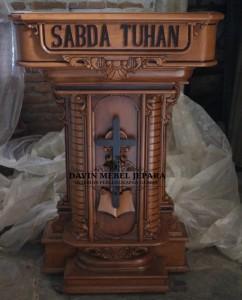 Mimbar Gereja Katholik Sabda Tuhan
